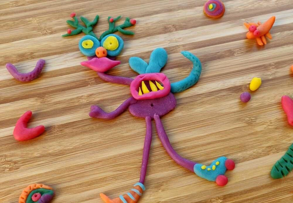 Tipps gegen Langeweile - Monster