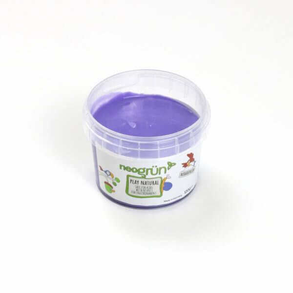 Fingerfarbe-neogruen-natürlich-lila