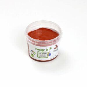 Fingerfarbe-neogruen-natürlich-rot